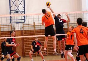 1.liga Volejbal muži sezóna 2016 2017 14dvojkolo MVK NMnV B 1