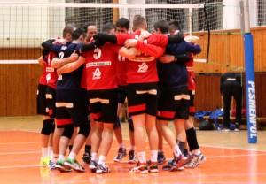 1.liga muži 2015 2016 17dvojkolo MVK VKP Bratislava 1