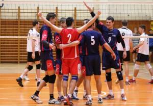 1.liga muži 2015 2016 6dvojkolo MVK VKP Bratislava 2