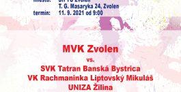 Memoriál Bohuslava Krausa 2021 – volejbalový turnaj